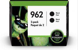 HP 962 2-pack Black Original Ink