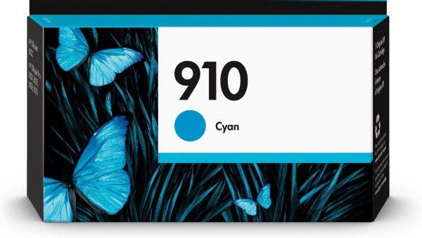 HP 910 Cyan Original Ink