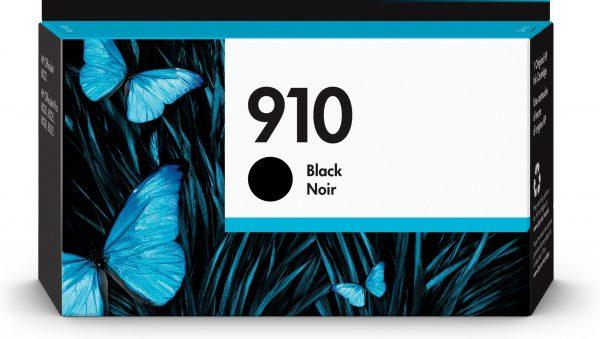 HP 910 Black Original Ink