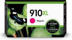 HP 910XL High Yield Magenta Original Ink