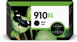 HP 910XL High Yield Black Original Ink
