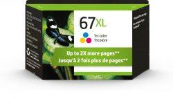 HP 67XL High Yield Tri-color