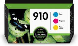 HP 910 3-pack Cyan/Magenta/Yellow