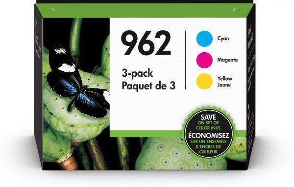 HP 962 3-pack