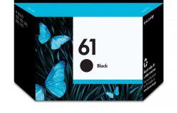 HP 61 Black Original Ink Cartridge (CH561WN)