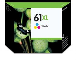 HP 61XL High Yield Tri-color